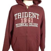 New Trident Technical College Hoodie / Hooded Sweatshirt  Xl Photo