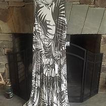 New Tropical Print Dress Photo
