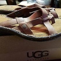 New Ugg Australia Women's Lanni Shoes Sandals 1000608 Size 8 - Nib Photo