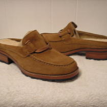 New Ugg Clogs Mules Bridle Toast Women's Size 7 Photo