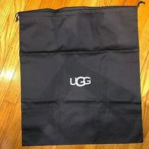 New Ugg Twill Boot Dust Bag (Navy) Photo