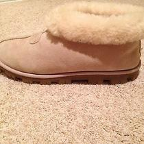 New Ugg Womens Slipper Boot Slip on Ankle Shoe Size Womens Us 12 Photo
