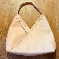 New Ulta Pink Beauty Blush Shoulder Tote Bag Purse Faux Leather With Tags Photo