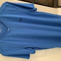 New Under Armour Heatgear Short Sleeve Shirt - Us Men's Size Medium Photo