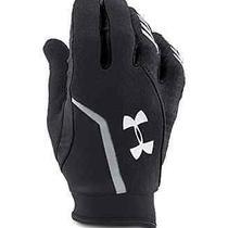 New Under Armour Men's Escape Cgi Gloves Black/reflective Large  Photo