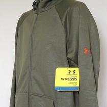 New Under Armour Storm Water-Resistant Men's Hoodie Size Medium Photo