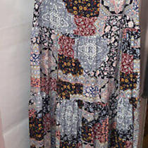 New Urban Outfitters Boho Style Long Maxi Dress Sz Xs Women Teens Photo