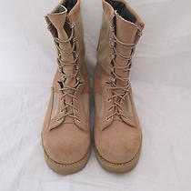 New Usgi Addison Rough-Out Leather Intermediate Cold Wet Weather Combat Boot 11w Photo