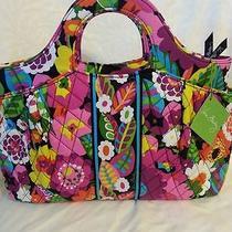 New Vera Bradley Abby in Va Va Bloom Purse Handbag  Photo