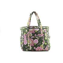 New Vera Bradley Get Carried Away Travel Tote for Women - Olivia Pink Photo