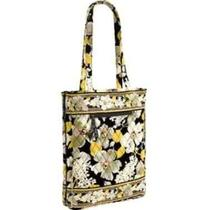 New Vera Bradley Laptop Travel Tote in Dogwood Photo