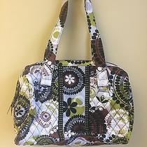 New Vera Bradley Signature Print Caroline Shoulder Bag Handbag Purse Photo
