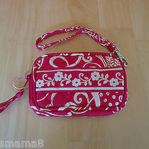 New Vera Bradley Tech Case for Camera Ipod Cell Iphone Bag - Choice of Color Photo