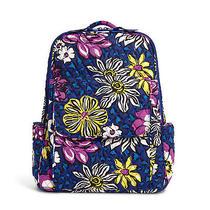 New Vera Bradley Ultimate Backpack African Violet Photo