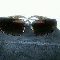 New Versace Sunglasses (Brown) Photo