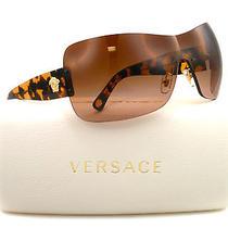 New Versace Sunglasses Ve 4248 Brown 998/13 Ve4248 99mm Photo
