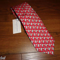 New Vineyard Vines Custom Collection Caymus Partners Investment Bankers Tie Photo