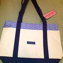 New Vineyard Vines Tote Bag With Gettysburg College Photo