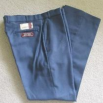 New Vintage Levis Action Wool Blend Tailored Classic Slacks 38x32 Gray Pants Usa Photo