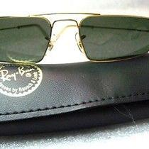 New Vintage Ray-Ban b&l Aviator Boss