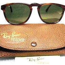 New Vintage Ray-Ban b&l Gatsby Style 2 Diamond Hard W1517 Survrserie Sunglasses Photo