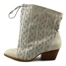 New Vivienne Westwood Camilla Leather Off White/ivory Ankle Boot Size 9msrp 890 Photo