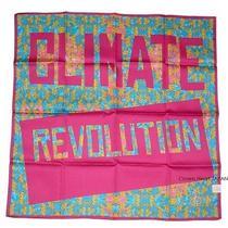New Vivienne Westwood Cotton Scarf / Bandana (Climate Revolution) Japan-Made Photo