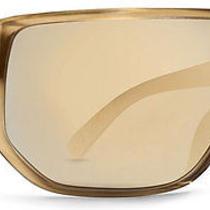 New Von Zipper Bionacle g.l.a.m Gold  Gold Chrome Ltd Sunglasses Ggg Photo
