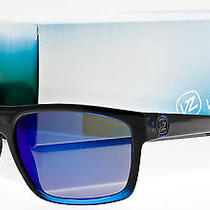 New Von Zipper Speedtuck Sunglasses Mindglo Blue / Astro Blue Glo Smsf5spe-Fbb Photo