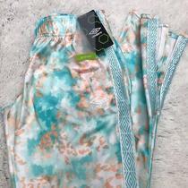 New W/tag-Womens Umbro Prism Blur/white Premier Pants Sz S Photo
