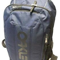 New W/ Tags Oakley Enduro 3.0 Fathom Backpack Navy 20l Hiking Tactical Day Pack Photo