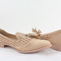 New Wanted Laser Peach/blush Perforated Slip on Loafers Moccasin Womens Size10m Photo