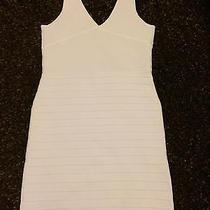 New White Parker Mini Dress Size Xs Original Price 319 Photo
