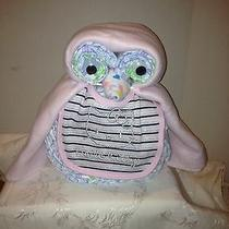New Wise Owl Baby Hello Kitty Pamper Cake Girl 21pc Shower Gift Awesome Photo