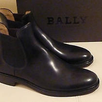 New With Box Bally Men Boots Sz 10 Photo