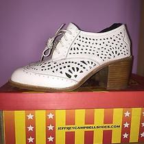 New With Box Jeffrey Campbell Fremont Oxford  Photo