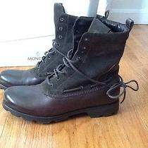 New With Box Moncler Boots Size 43 Photo