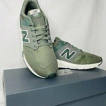 New With Box New Balance 009 Womens Green Pastel Blush Pink Sneakers Size 7 B Photo