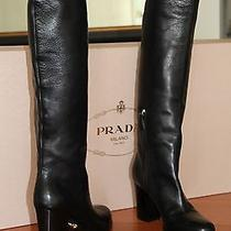 New With Box Prada Boots 355   1400 Photo