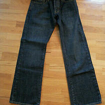 New With Out Tags Gap 1969 Mens Blue Jeans Button Fly 5 Pocket Size 32/32 Photo