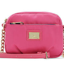 New With Tag Authentic Juicy Couture Malibu Nylon Mini Camera Bag Photo