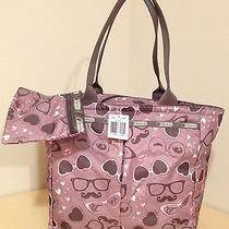 New With Tag Lesportsac Everygirl Tote Bag