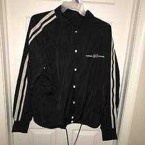 New With Tag's 248 Mens Diesel J-Acito-Luni Logo Jacket Black Size Xl Designer Photo