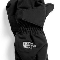 New With Tag the North Face Toddler Unisex Mittens Size 4t Black Ajwx Photo