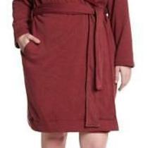 New With Tag - Ugg Blanche Sienna Heather Plush Shawl Collar Robe Size 2x Photo