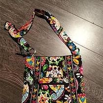New With Tag Vera Bradley Hipster Bag in Midnight With Mickey Free Shipping Photo