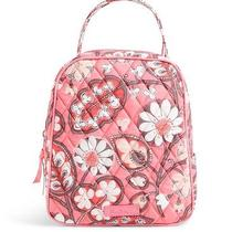 New With Tag Vera Bradley Lunch Bunch Box Bag in Blush Pink Photo