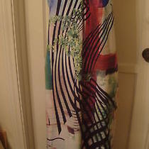 New With Tags Clover Canyon Maxi Dress Halter Photo