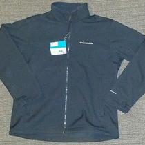 New With Tags Columbia Men's Mt Village Softshell Jacket L 115 Omni Shield Coat Photo