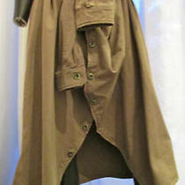 New With Tags Faith Connexion Taupe Arm-Tie Skirts . Wow  Medium .retail 1000. Photo
